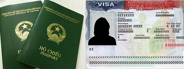 Với các chuyến bay quốc tế bạn cần hộ chiếu, visa (nếu nước nhập cảnh yêu cầu)