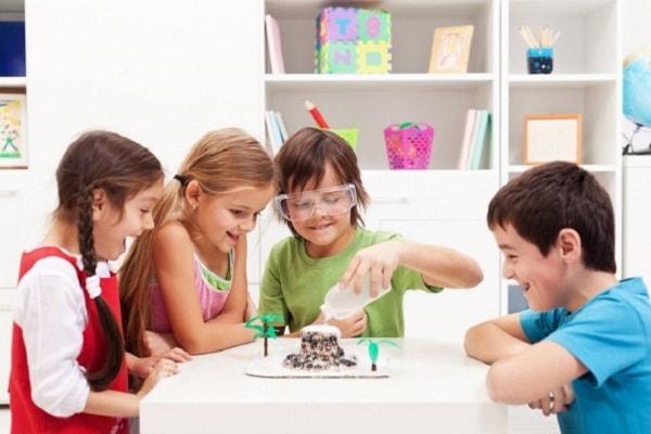 Kĩ năng làm việc nhóm rất cần thiết với trẻ