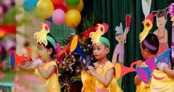 Bé 3 tuổi nên cho học những môn năng khiếu gì?