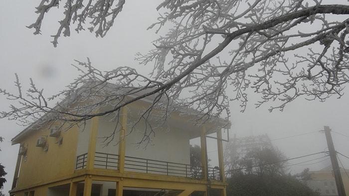Ngắm tuyết rơi trên đỉnh Phia Oắc, Cao Bằng