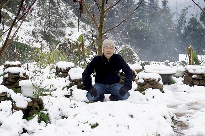 Ngắm tuyết rơi trên Đồng Văn, Mèo Vạc
