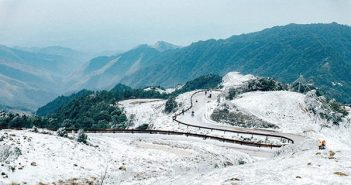 5 thiên đường ngắm tuyết rơi siêu đẹp ở Việt Nam