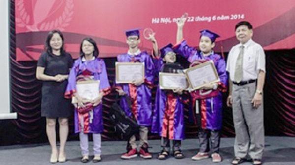 Đỗ Nhật Nam đạt giải nhất trong cuộc thi Tiếng Anh