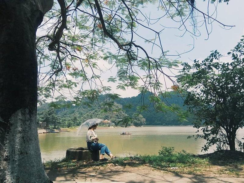 Khu du lịch hồ Quan Sơn, Hà Tây
