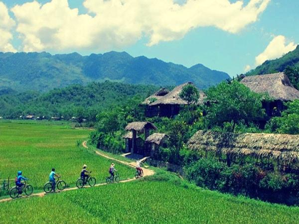 Mai Châu Ecolodge, Hòa Bình