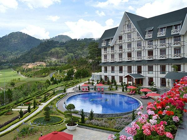 Swiss Belresort Tuyền Lâm, Đà Lạt