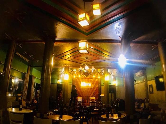 Quán cafe nhạc Trịnh Memory Acoustic