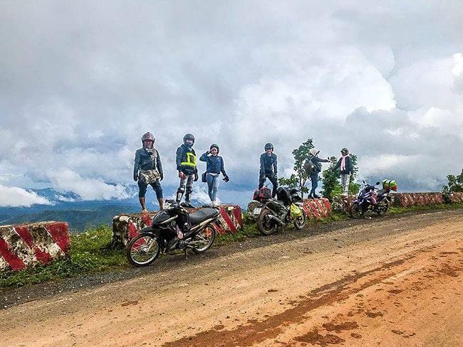 Đi du lịch Đà Lạt bằng xe máy