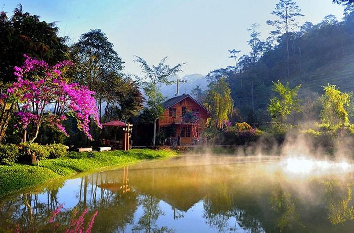 Ma rừng lữ quán là địa điểm rất được yêu thích ở Đà Lạt