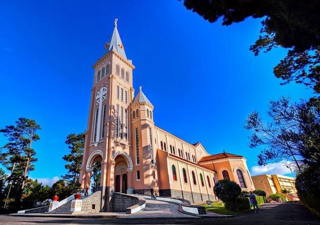 Nhà thờ Con Gà, Đà Lạt