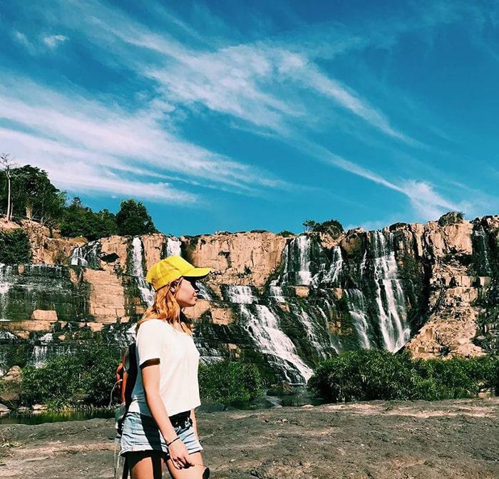 Thác Pongour – Thác 7 tầng đẹp nhất Tây Nguyên