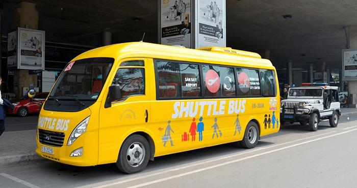 Xe bus Đà Lạt