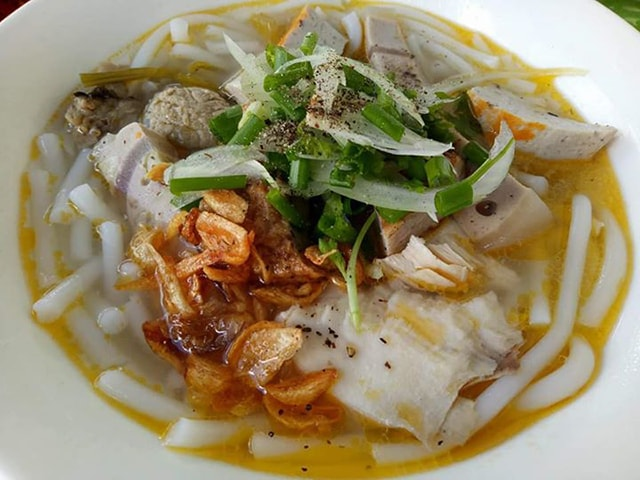 Đặc sản bánh canh nổi tiếng ở Nha Trang