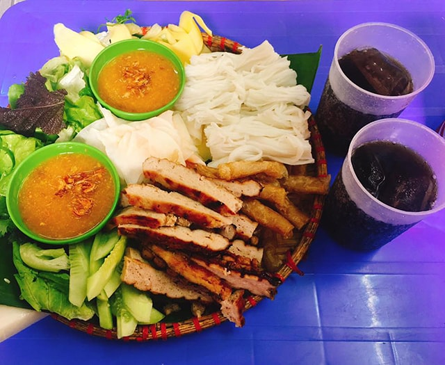 Đặc sản nem nướng nổi tiếng ở Nha Trang