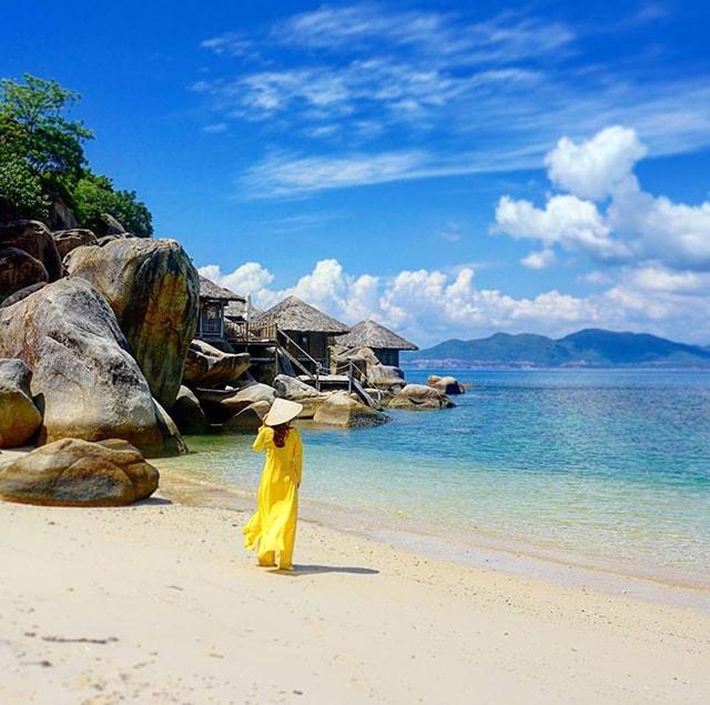 Vịnh Ninh Vân, Nha Trang vẫn còn nét hoang sơ