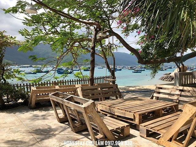 Homestay chú Lãm ở Đảo Bình Hưng