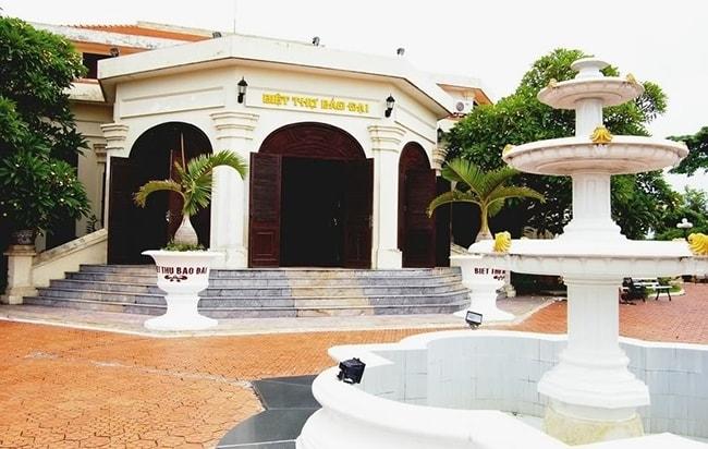 Biệt thự vua Bảo Đại ở Đồ Sơn