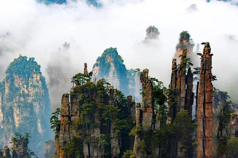 Công viên quốc gia Trương Gia Giới
