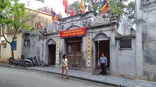 Di tích lịch sử Đến Nghè Hải Phòng