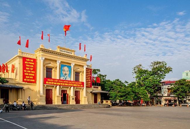 Nhà hát lớn thành phố Hải Phòng