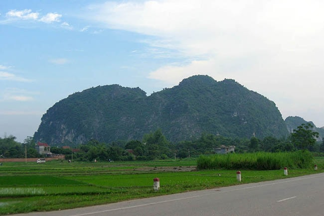 Khu di tích lịch sử núi Voi, An Lão