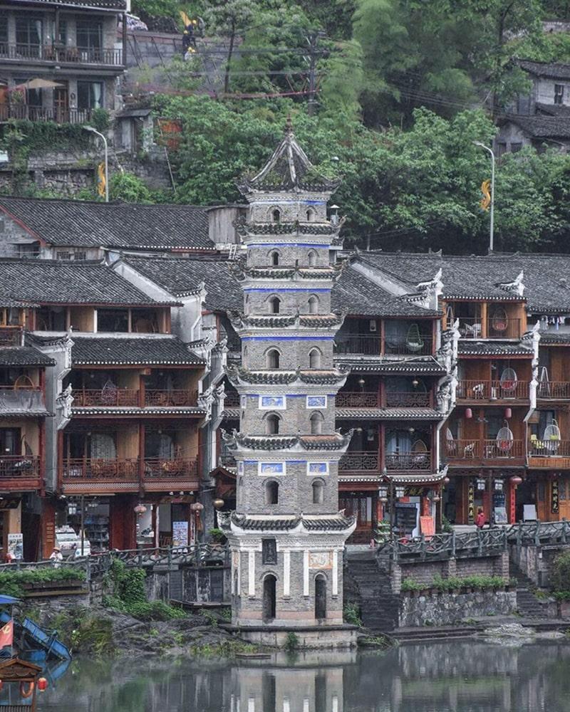 Tháp canh Bắc Môn