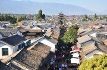 Những thị trấn cổ tuyệt đẹp ở Trung Quốc