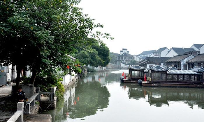 Thị trấn cổ Đồng Lý, Giang Tô