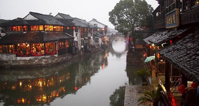 Thị trấn cổTây Đường, Chiết Giang