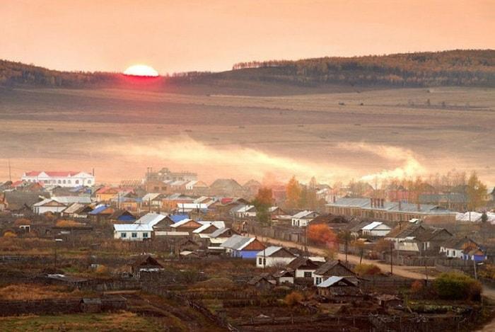Thị trấn cổ Thất Vi, Nội Mông