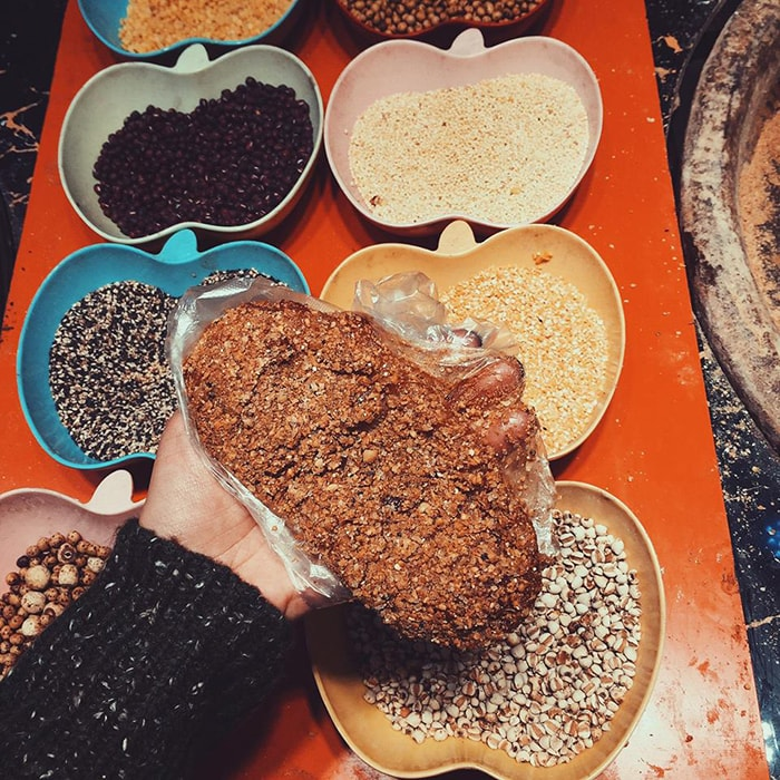 Bánh ngũ cốc