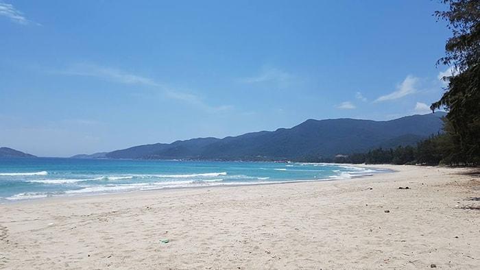 Bãi biển Bình Tiên - Ninh Thuận
