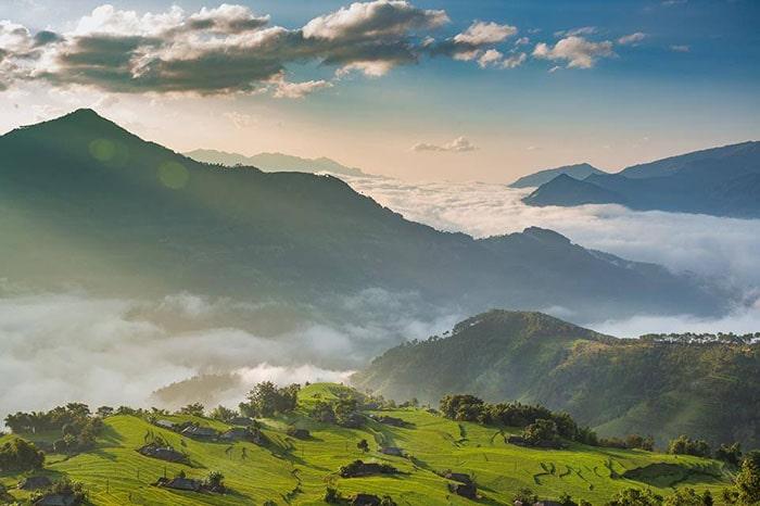 Tháng 10 đi du lịch Hà Giang mùa lúa chín