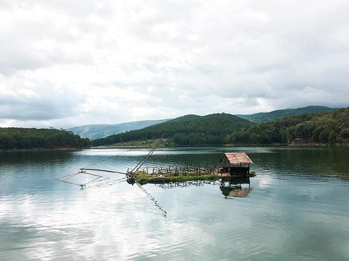 Hồ Tuyền Lâm - Đà Lạt