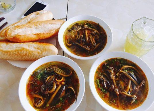 Những món ăn đặc sản nổi tiếng ở Thành phố Vinh, Nghệ An