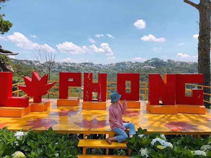 Khu du lịch Lá Phong - Đà Lạt
