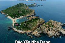 Kinh nghiệm du lịch đến đảo Yến Nha Trang