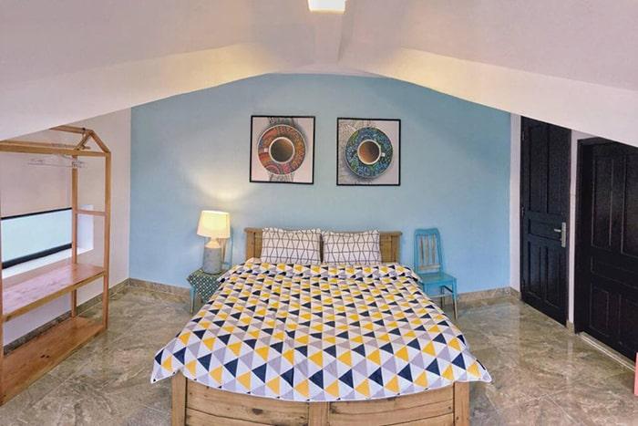 Phòng ở bên trong Kupid Hill Homestay Đà Lạt