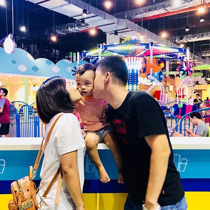 Khu vui chơi tiniWorld ở Hà Nội