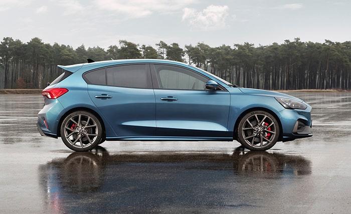 Kiểu dáng ngoại thất của Ford Focus ST