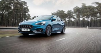 Ford Focus ST - khám phá thế hệ mới ra mắt của Ford