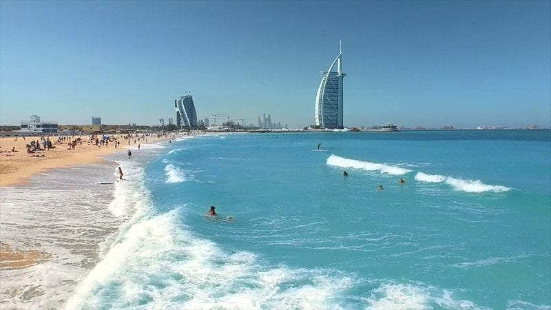 Nên đi Dubai vào mùa đông là đẹp nhất
