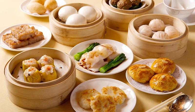 Há cảo hay còn được gọi là dimsum là món ăn quen thuộc tại Trung Quốc
