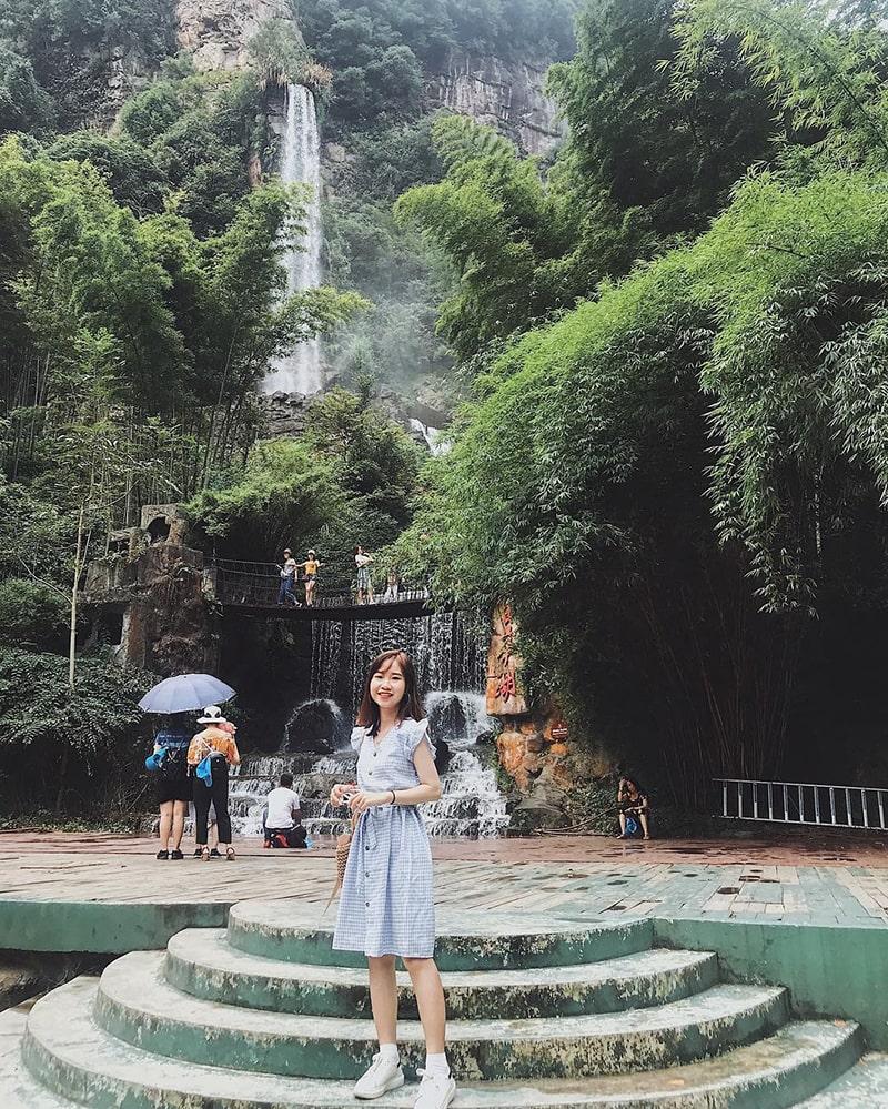 Thác Bảo Phong (thác Uyên Ương)