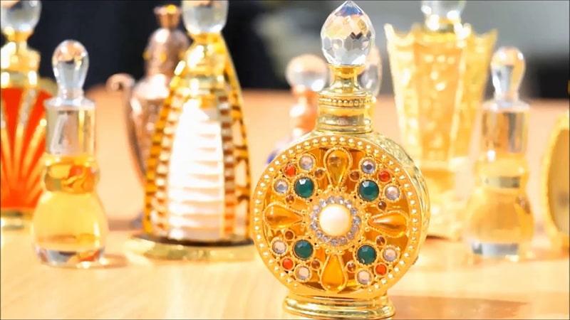 Hương thơm của tinh dầu nước hoa Dubai vô cùng quyến rũ