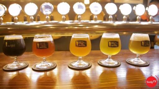 5 hương vị tuyệt vời của bia thủ công