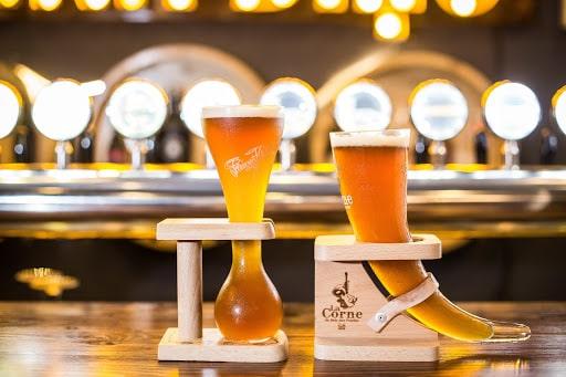 Vị tươi mát của chanh leo tạo nên hương vị bia thật đặc biệt