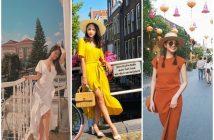 5 sao nữ chăm check-in các địa điểm du lịch nhất 2019