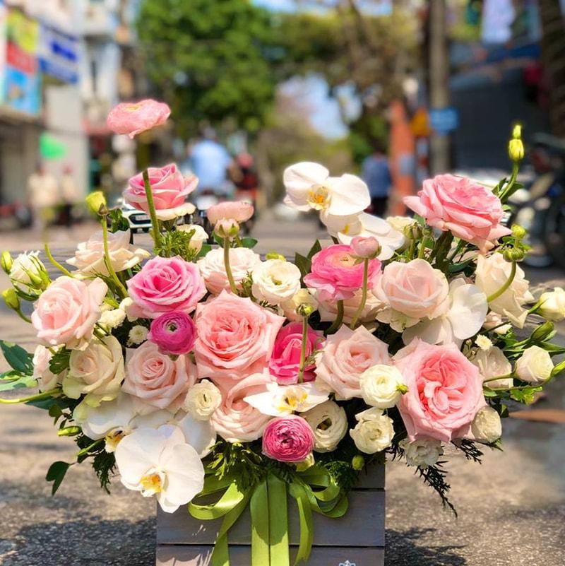 Shop hoa Mộc Flower Vũng Tàu