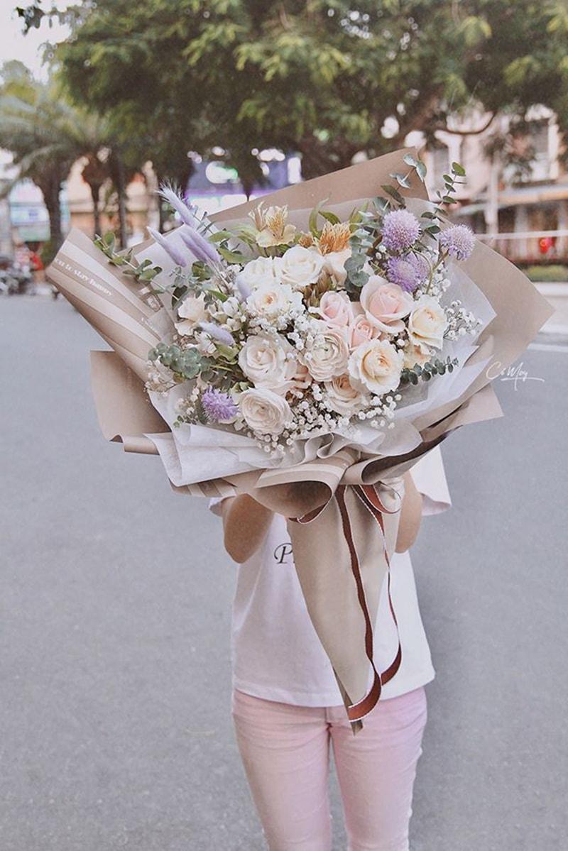 Shop hoa tươi Cỏ May Flower